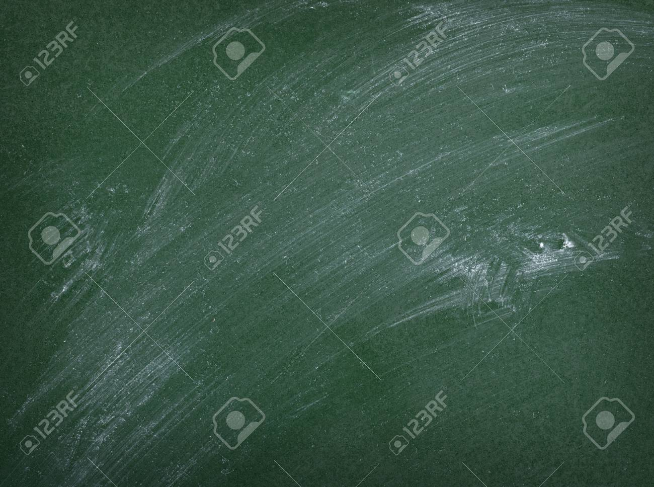 close up of an empty school chalkboard Stock Photo - 9071353