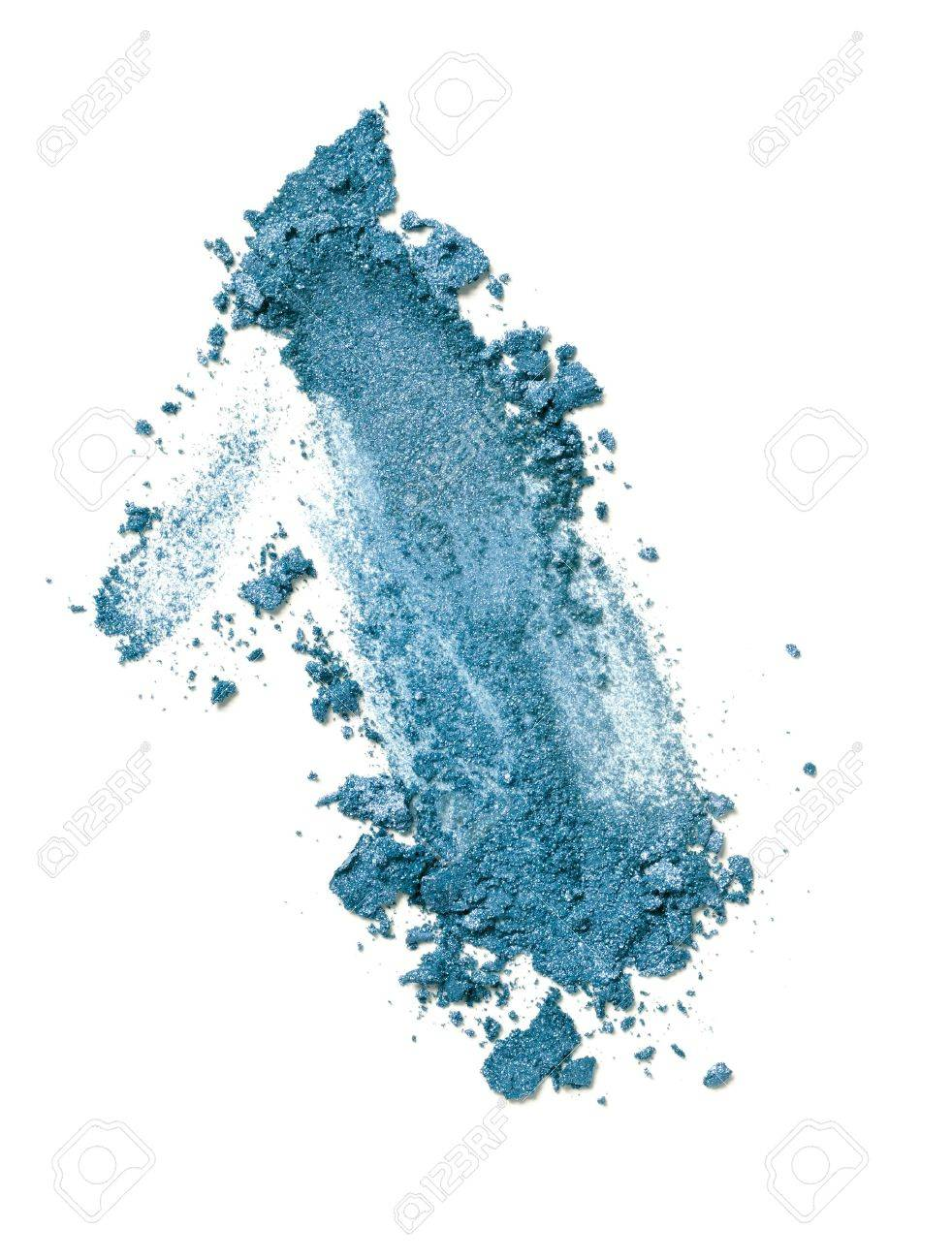 close up of  a make up powder on white background Stock Photo - 10511580