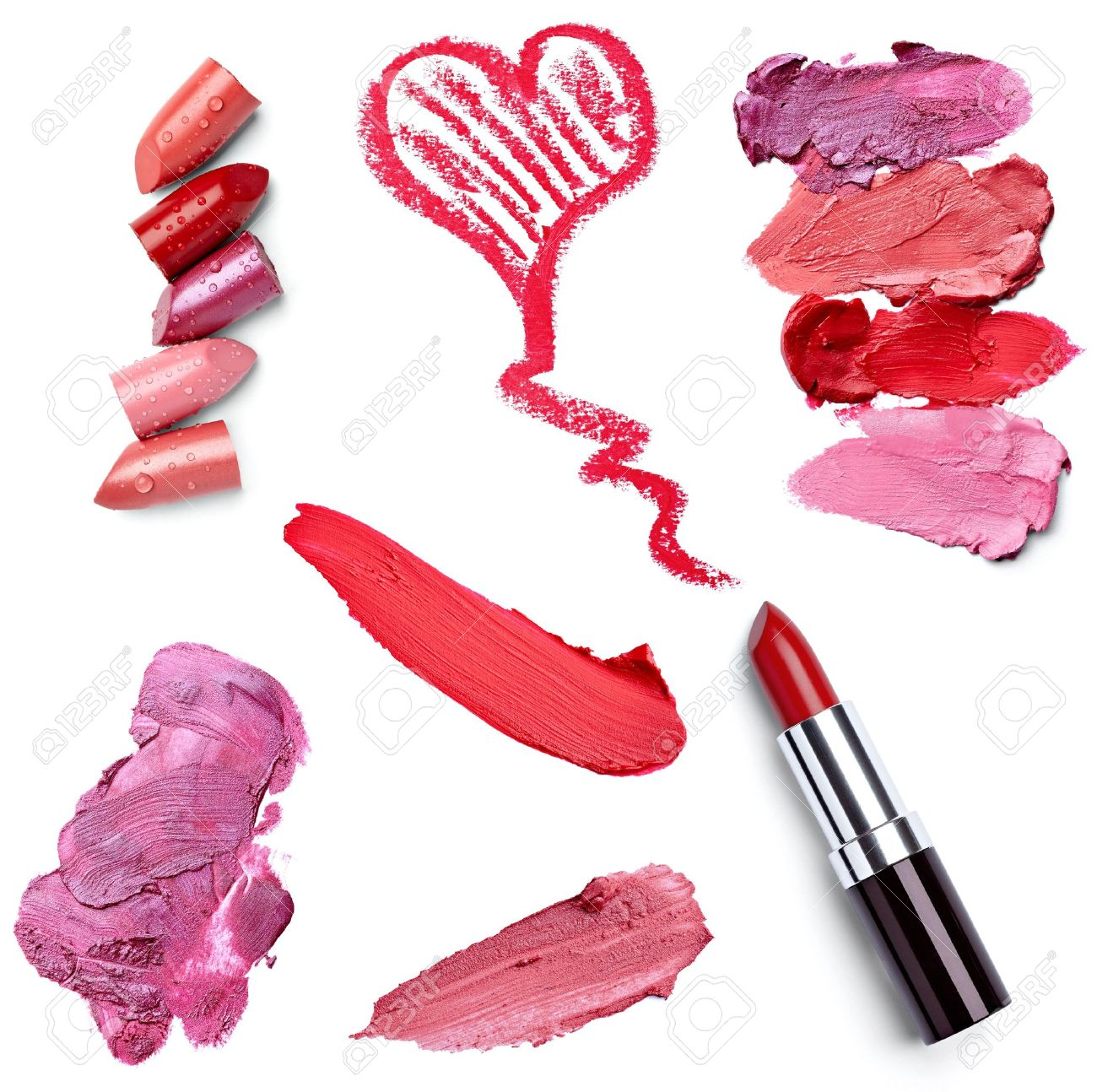 Valentines Lipstick Images & Stock Pictures. Royalty Free ...