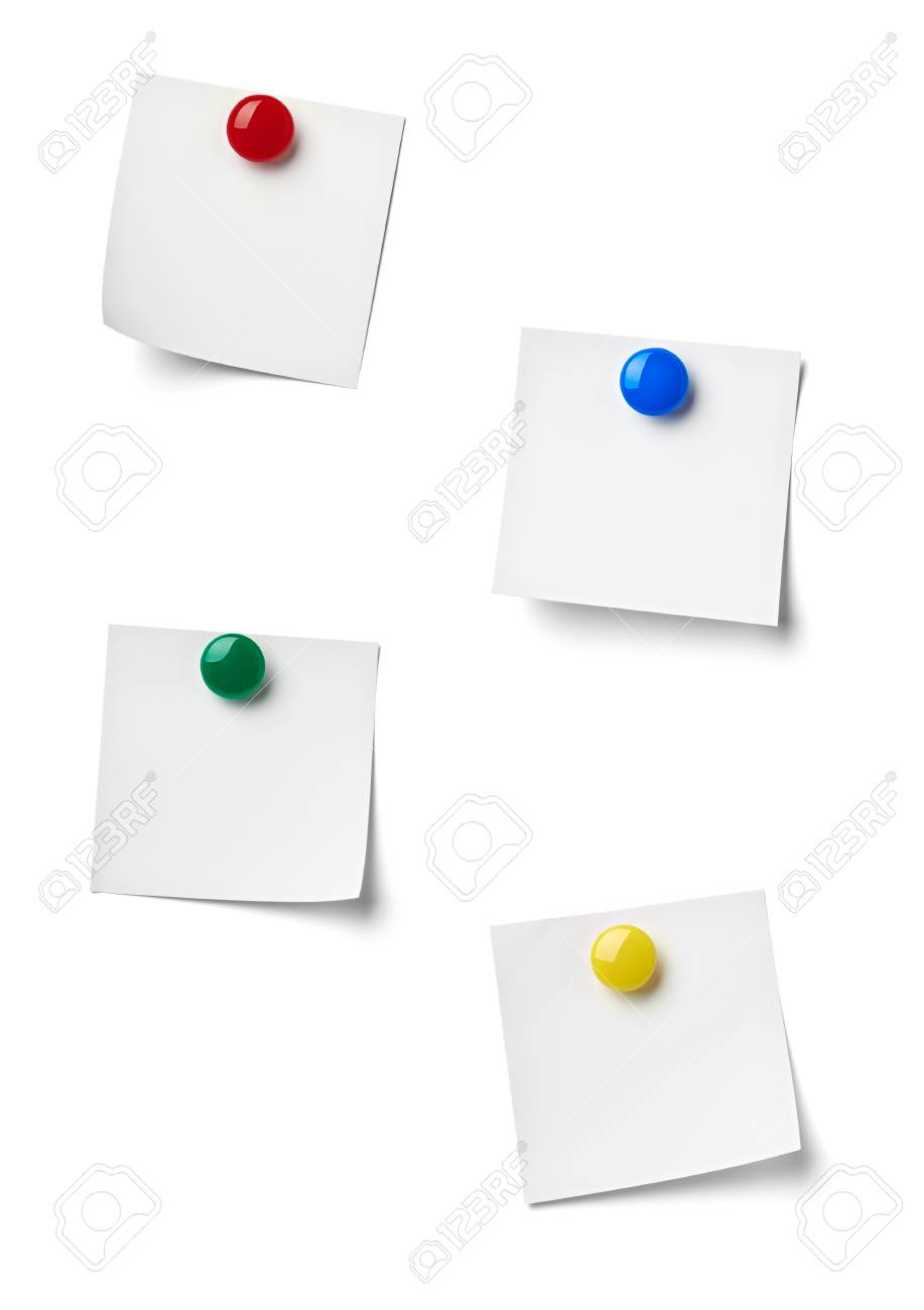 close up of reminder on white background refrigerator Stock Photo - 15430896