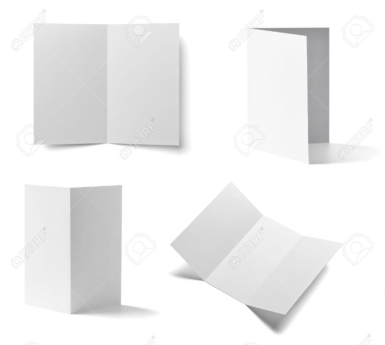 Blank Brochure Photos Pictures Royalty Free Blank – Blank Brochure
