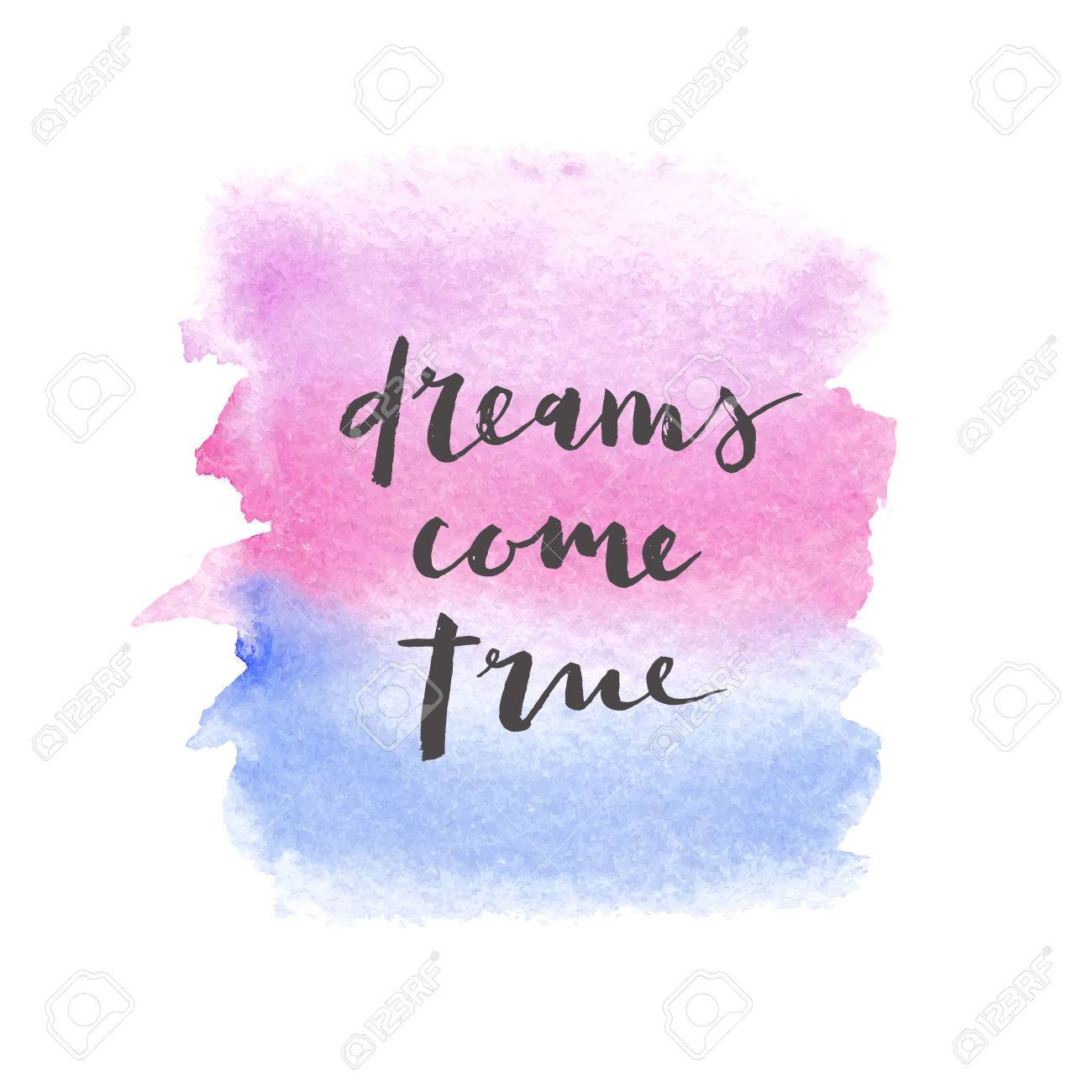 Motivation poster dreams come true abstract background royalty vector motivation poster dreams come true abstract background thecheapjerseys Choice Image