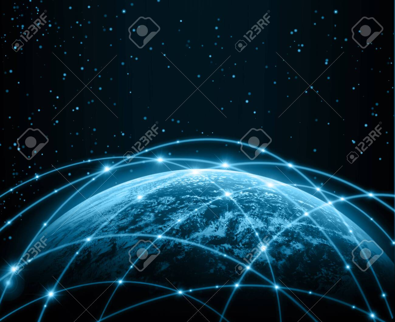 Internet Concept of global business from concepts series - 150573126