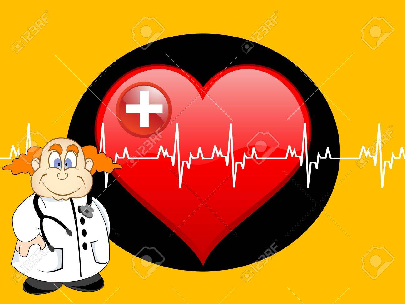 life saver on hearty background Stock Photo - 3300219