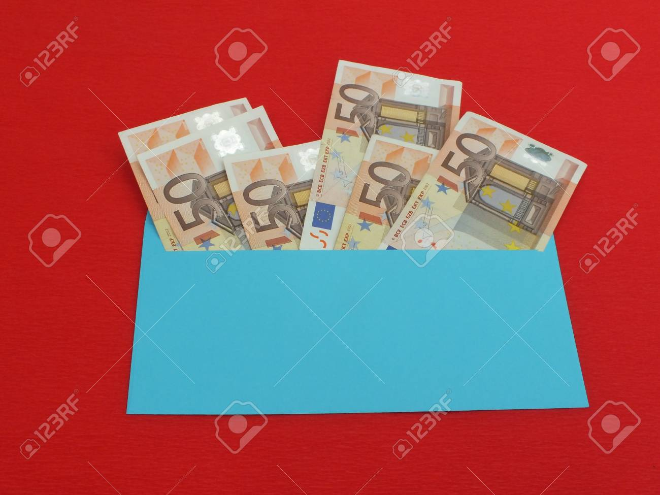Euro Gift Card Stock Photo Picture And Royalty Free Image Image