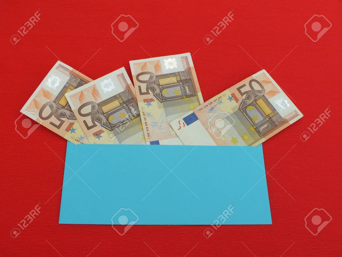 Euro Gift Card Stock Photo Picture And Royalty Free Image