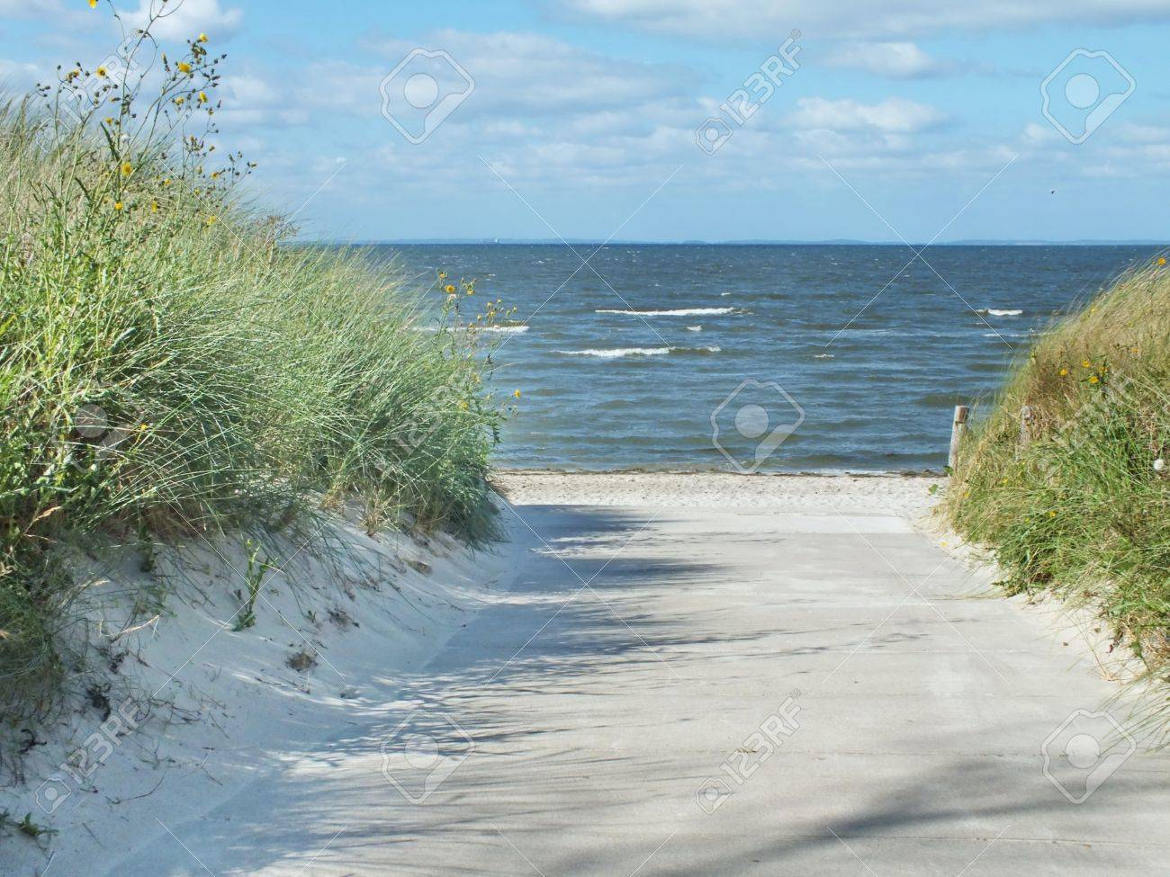 beach, germany, lubmin,greifswald Stock Photo - 15003269