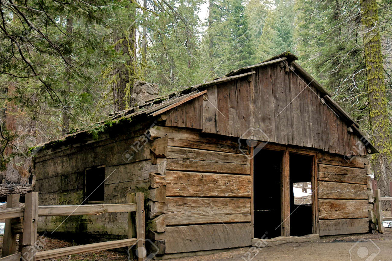 in s cabins log park watch tharp youtube sequoia national