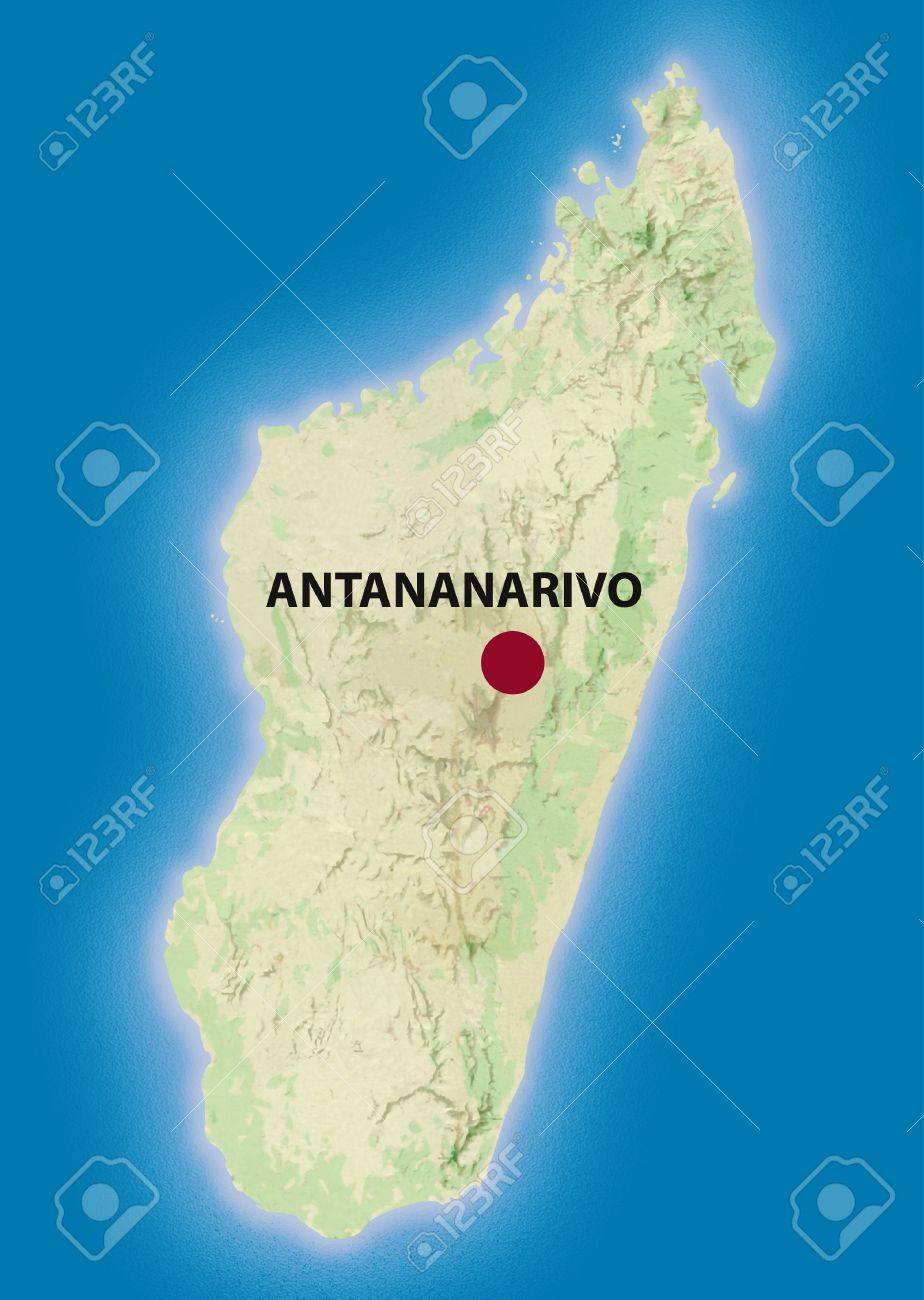 Map of Madagascar showing the capital city Antananarivo Map Antananarivo on sherbro island map, mbabane map, monrovia map, niamey map, cairo map, asmara map, kampala map, malabo map, masoala national park map, lilongwe map, pretoria map, casablanca map, harare map, kinshasa map, bujumbura map, maseru map, lagos map, dar es salaam map, johannesburg map, al hasakah map,