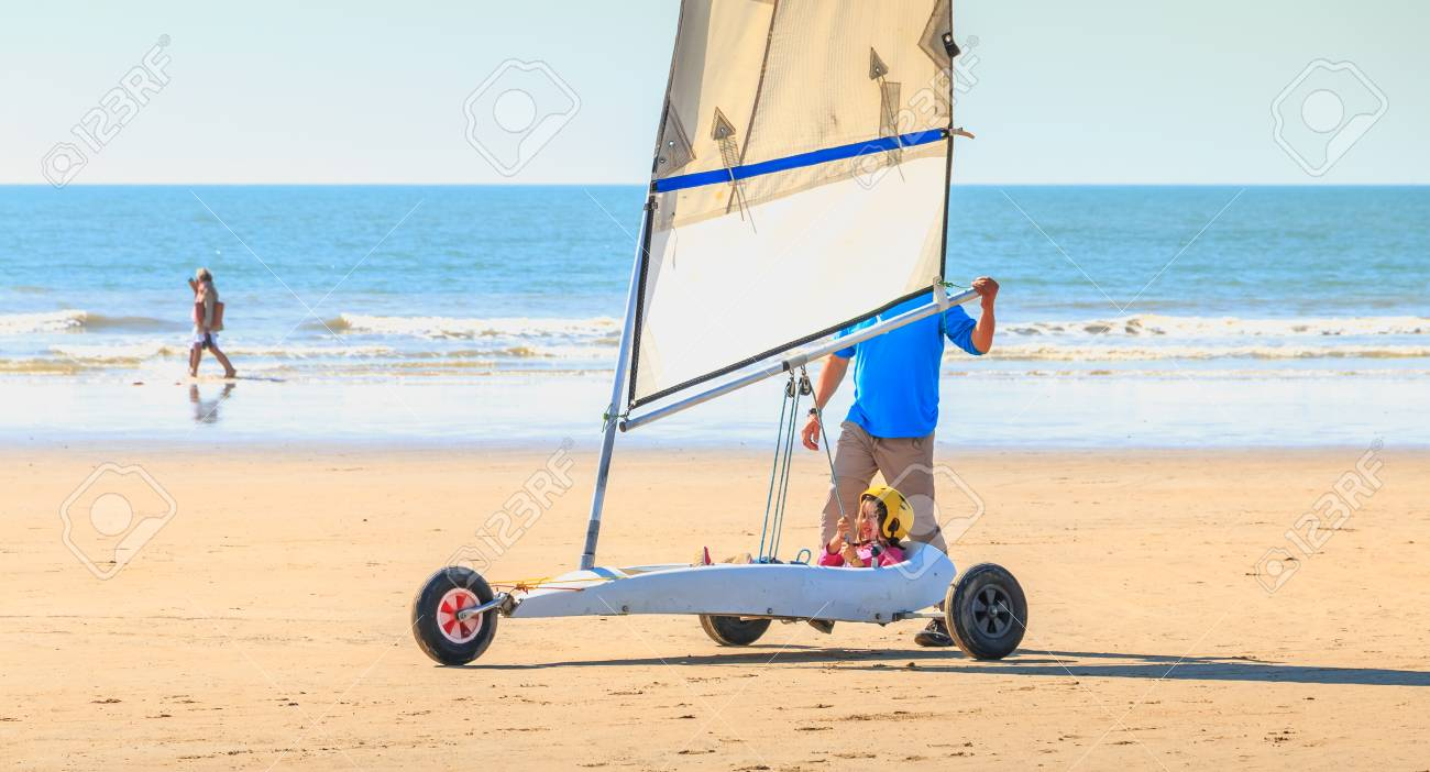 Saint Jean De Monts France September 23 2017 Trainer Gives Stock Photo Picture And Royalty Free Image Image 98649307