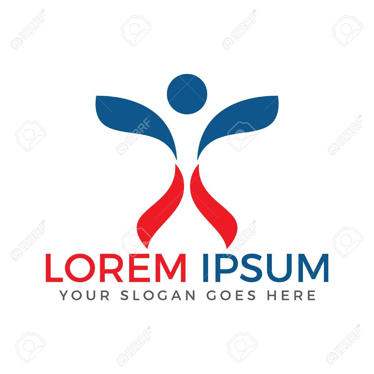 Health Freedom Logo Design