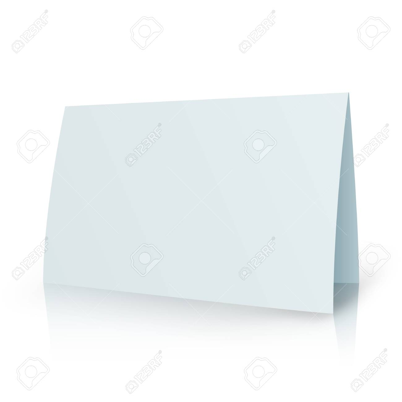 office greeting card template