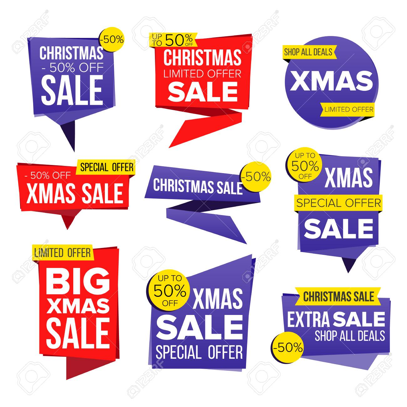 Sale Banner Banners Foldable Banners
