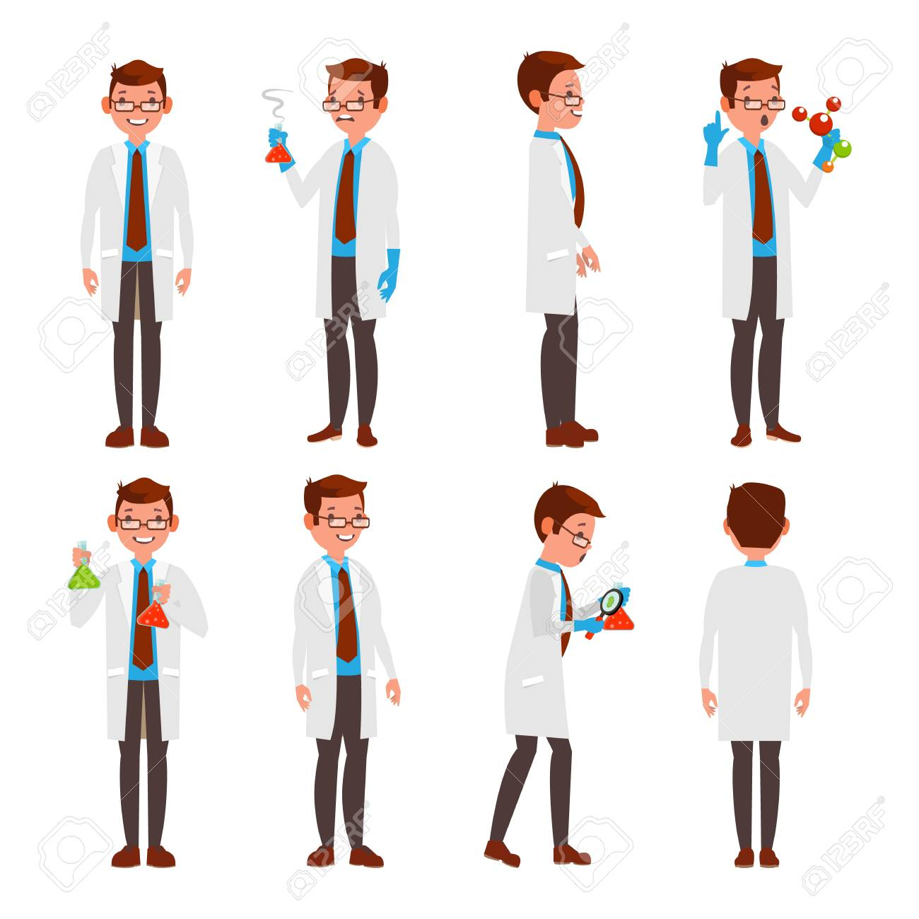 classic scientist vector science experiment research and exploration royalty free cliparts vectors and stock illustration image 90490871 classic scientist vector science experiment research and exploration