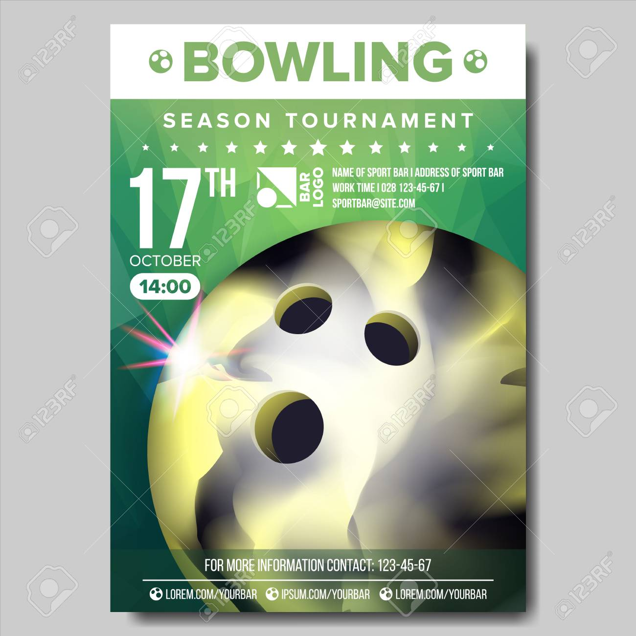 bowling clipart.html