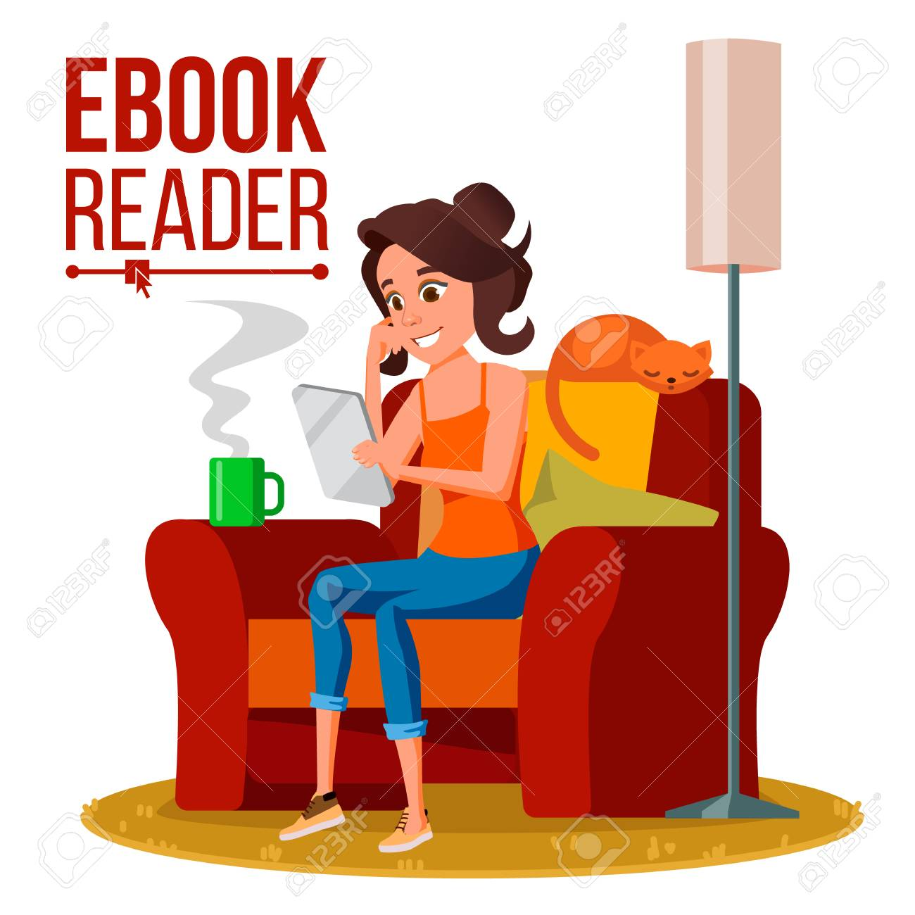 Electronic Library Ebook