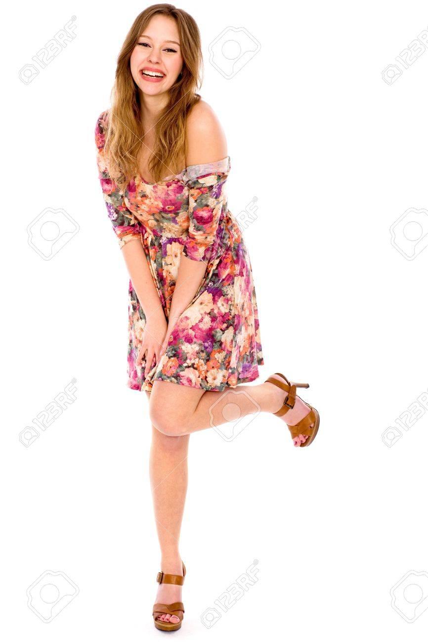 Cute girl Stock Photo - 9356939