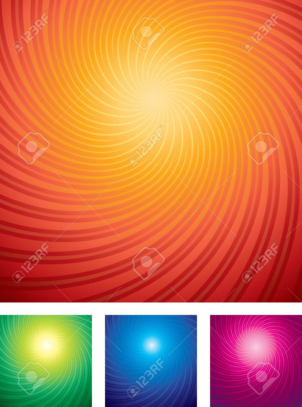 Brightly Vector Background Stock Vector - 11281239