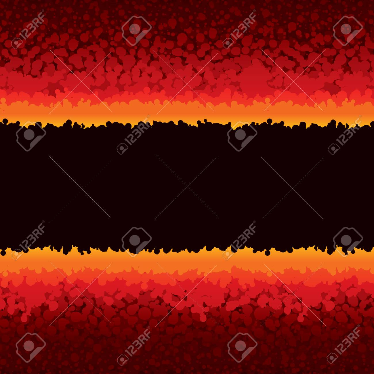Bright Vector Background with a Free Space for Your Text. Stock Vector - 22914792