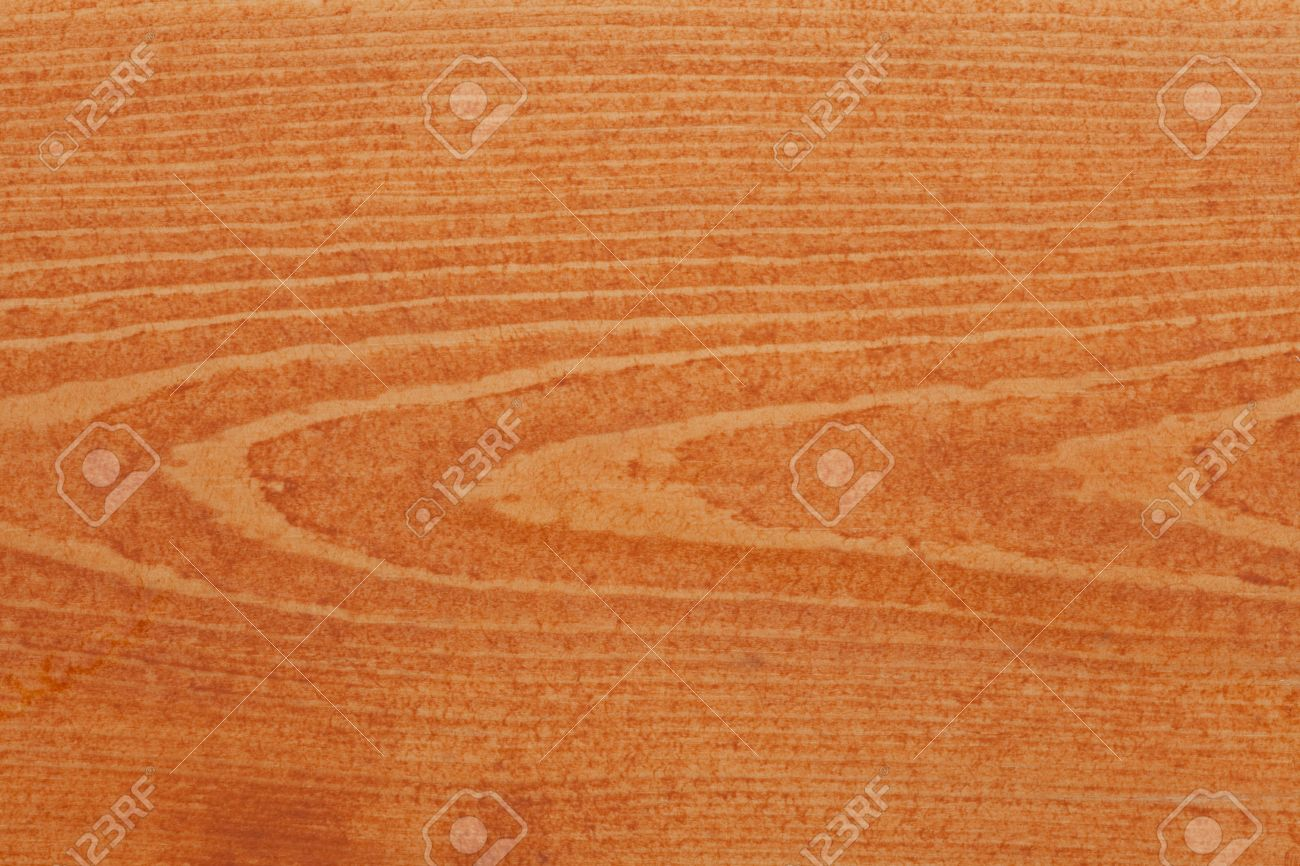 Pine Or Spruce Softwood Deck Board Stained With Cedar Colored Stock Photo Picture And Royalty Free Image Image 6775535