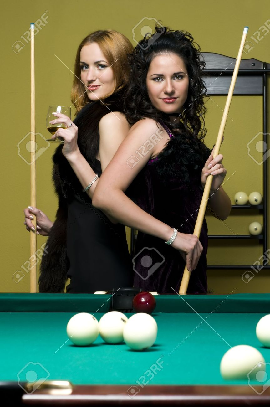 http://previews.123rf.com/images/pilgrimego/pilgrimego0904/pilgrimego090400038/4730995-Two-beautiful-girls-are-playing-billiards-and-drinking-cognac-Stock-Photo.jpg