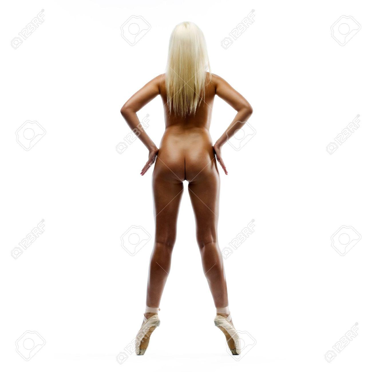 ballerina naked