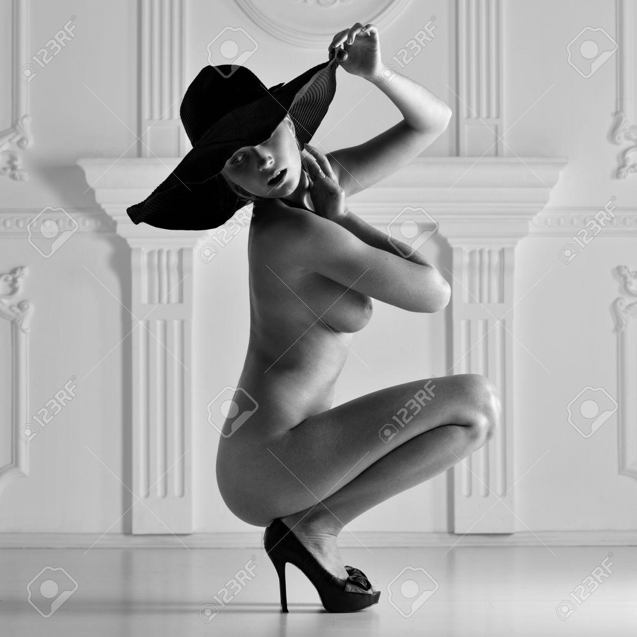 Шляпа и сигареты порно 14 фотография