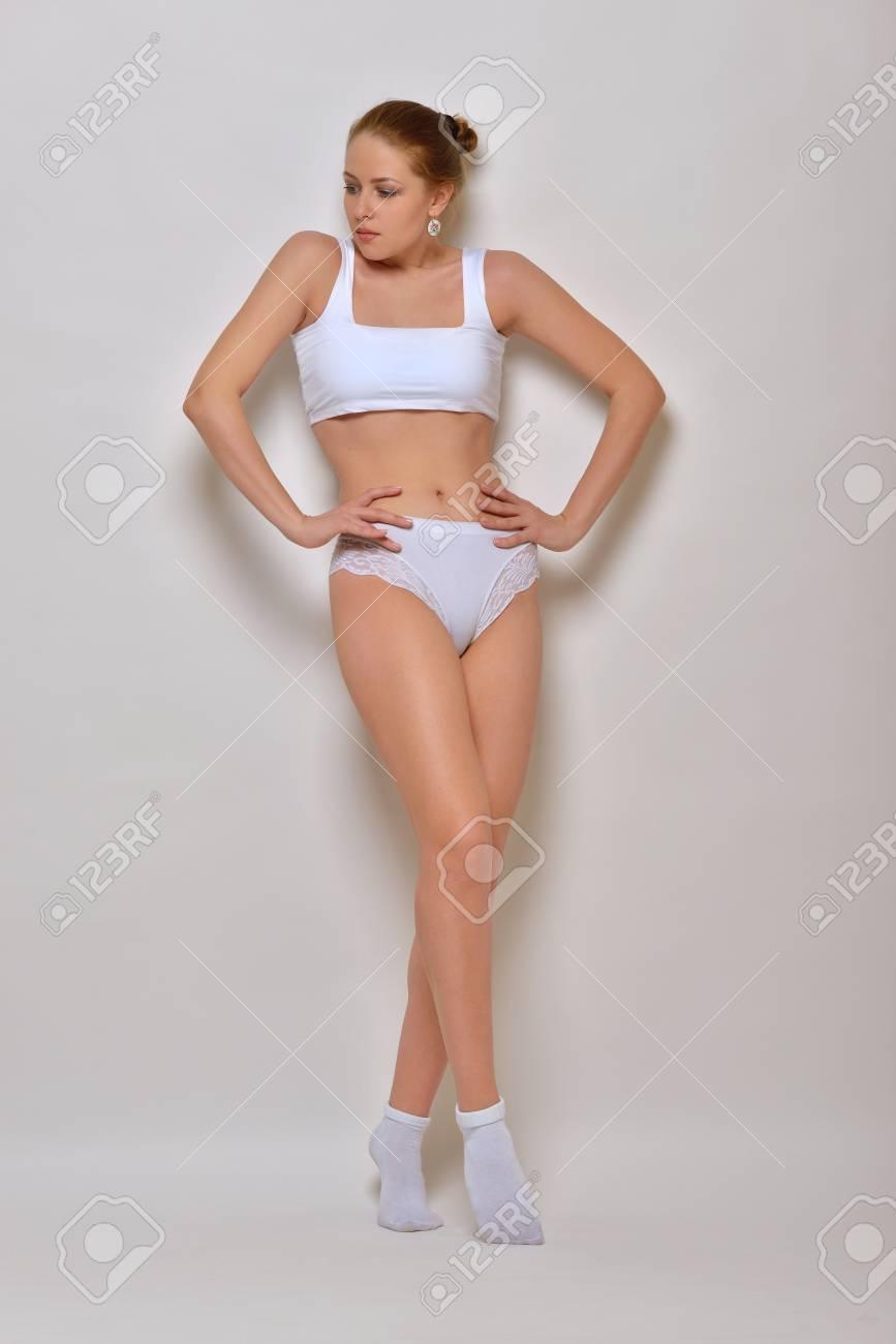 White Girls Dancing In Panties Gif