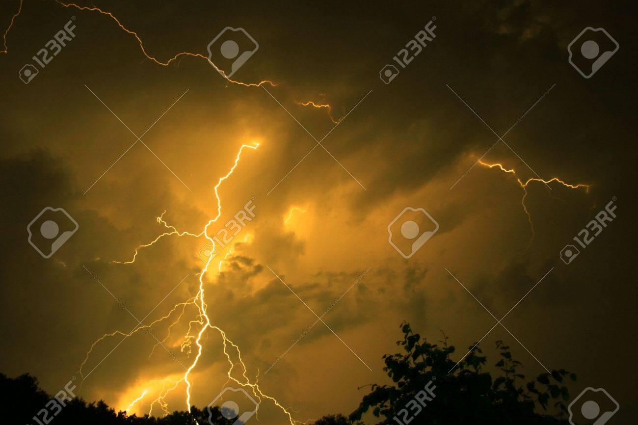 Lightning Stock Photo - 587395