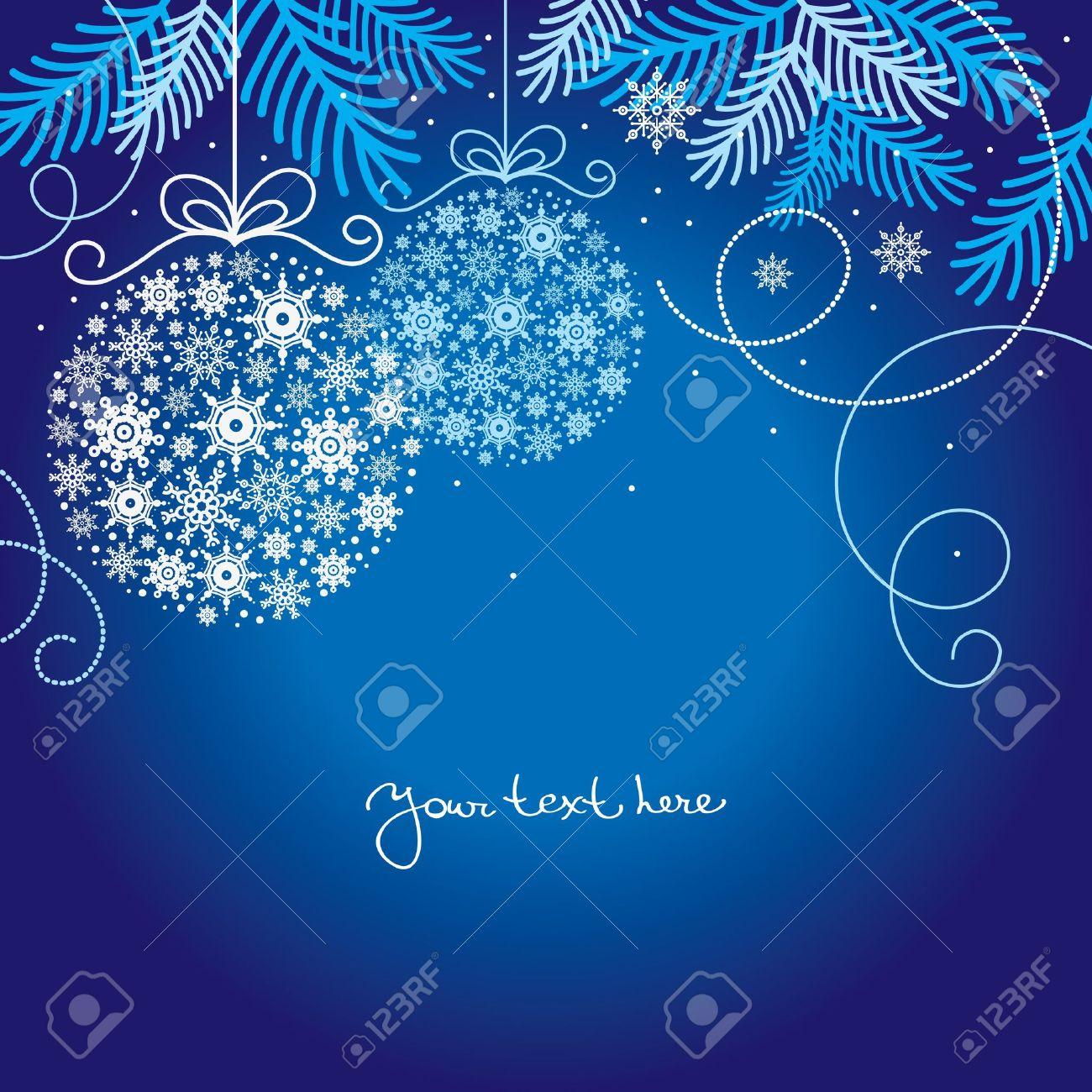 Elegant christmas background - 15905029