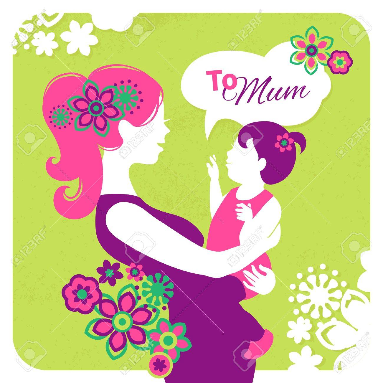 11,049 Happy Mothers Day Banner Stock Illustrations, Cliparts And ...