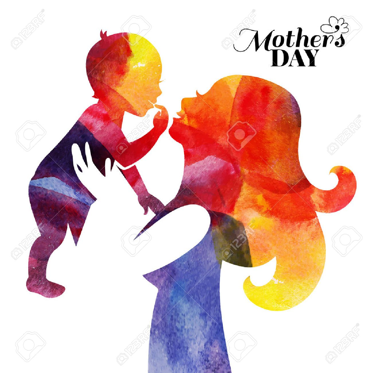 [Image: 34661112-watercolor-mother-silhouette-wi...beauti.jpg]