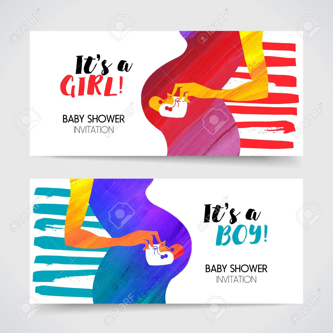Acrylic banners of silhouette pregnant mother with babys bootees acrylic banners of silhouette pregnant mother with babys bootees newborn baby shower greeting cards stock filmwisefo Images