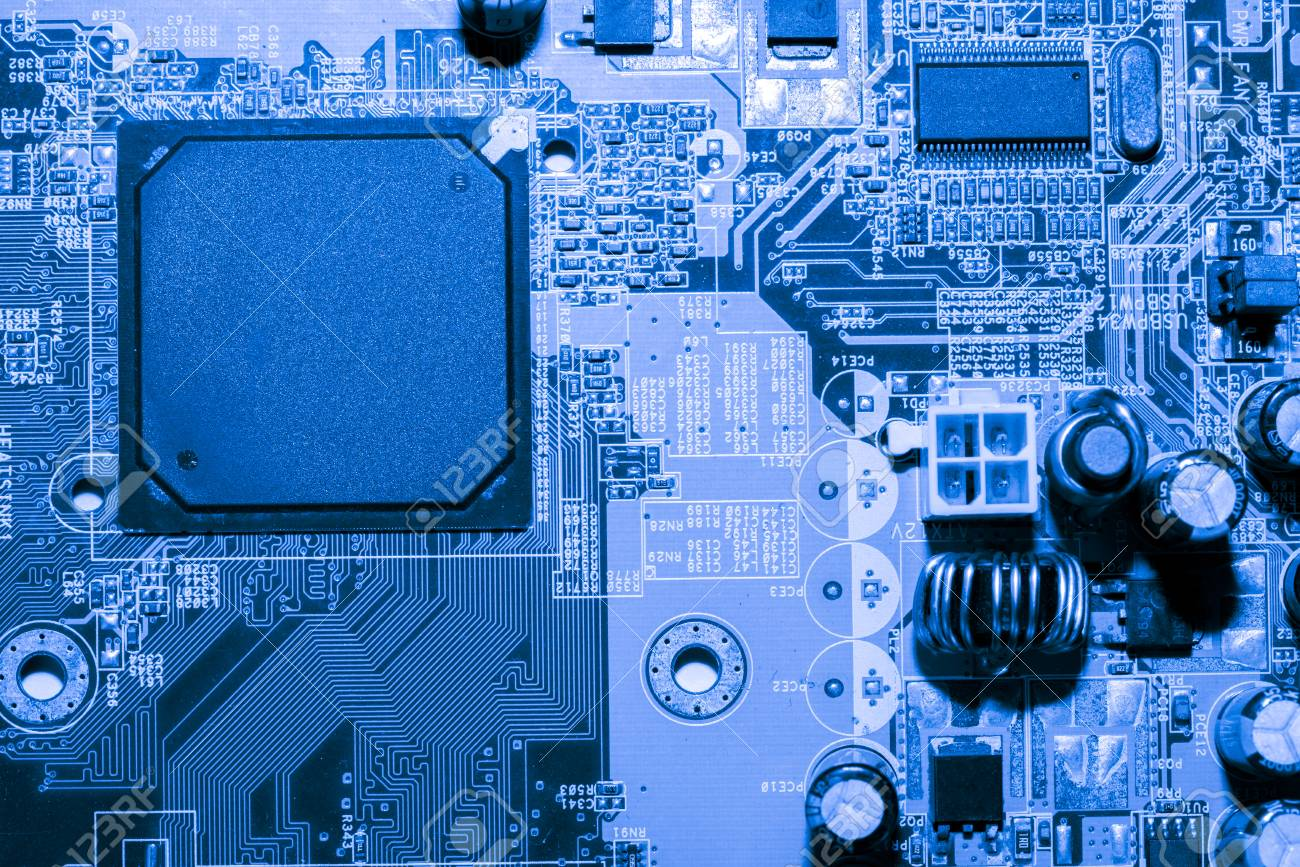 Close Up Of Electronic Circuits In Technology On Mainboard Computer Circuit Main Board Royalty Free Stock Photography Image Background Logic Boardcpu