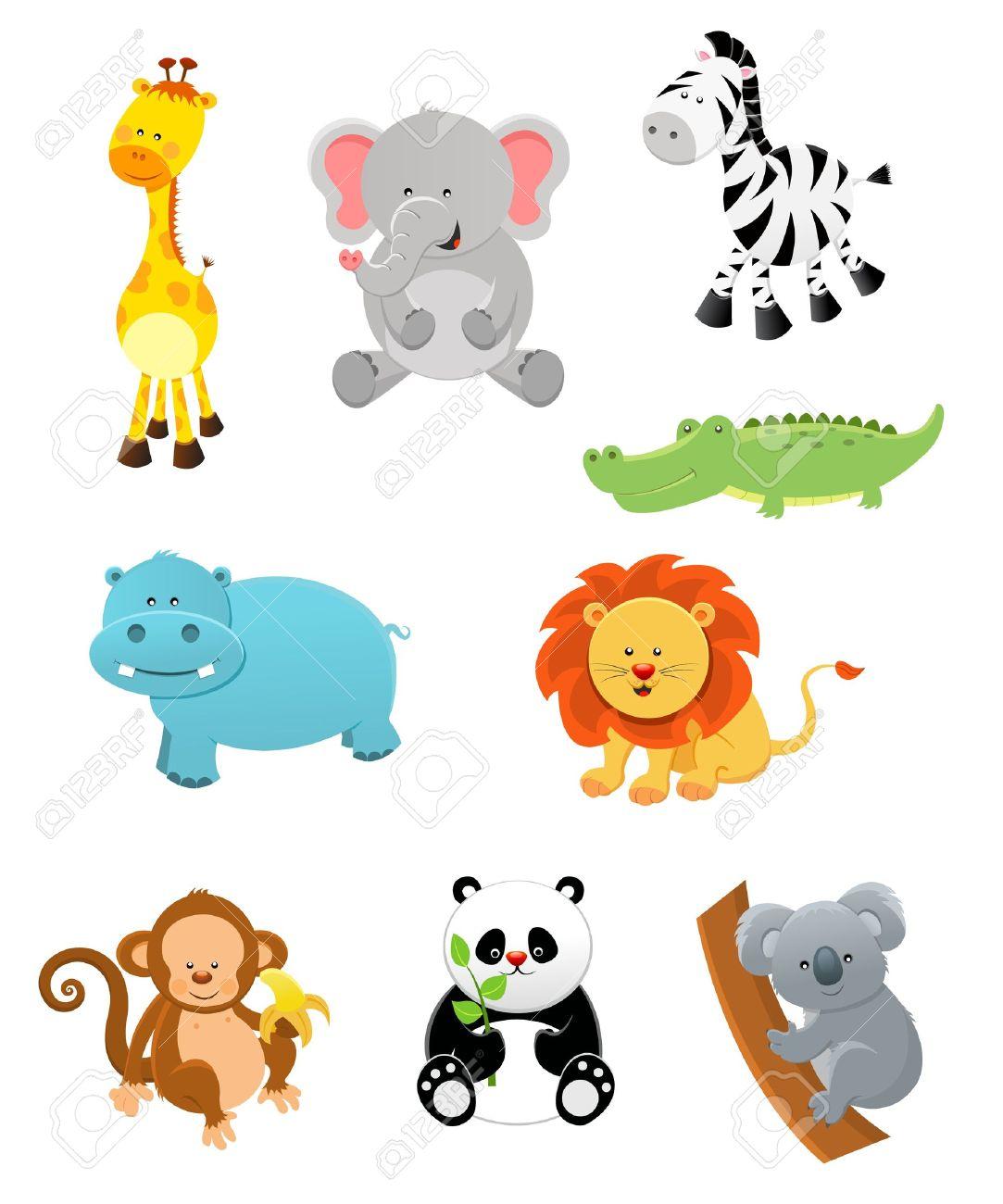 Safari Animals - 17933237