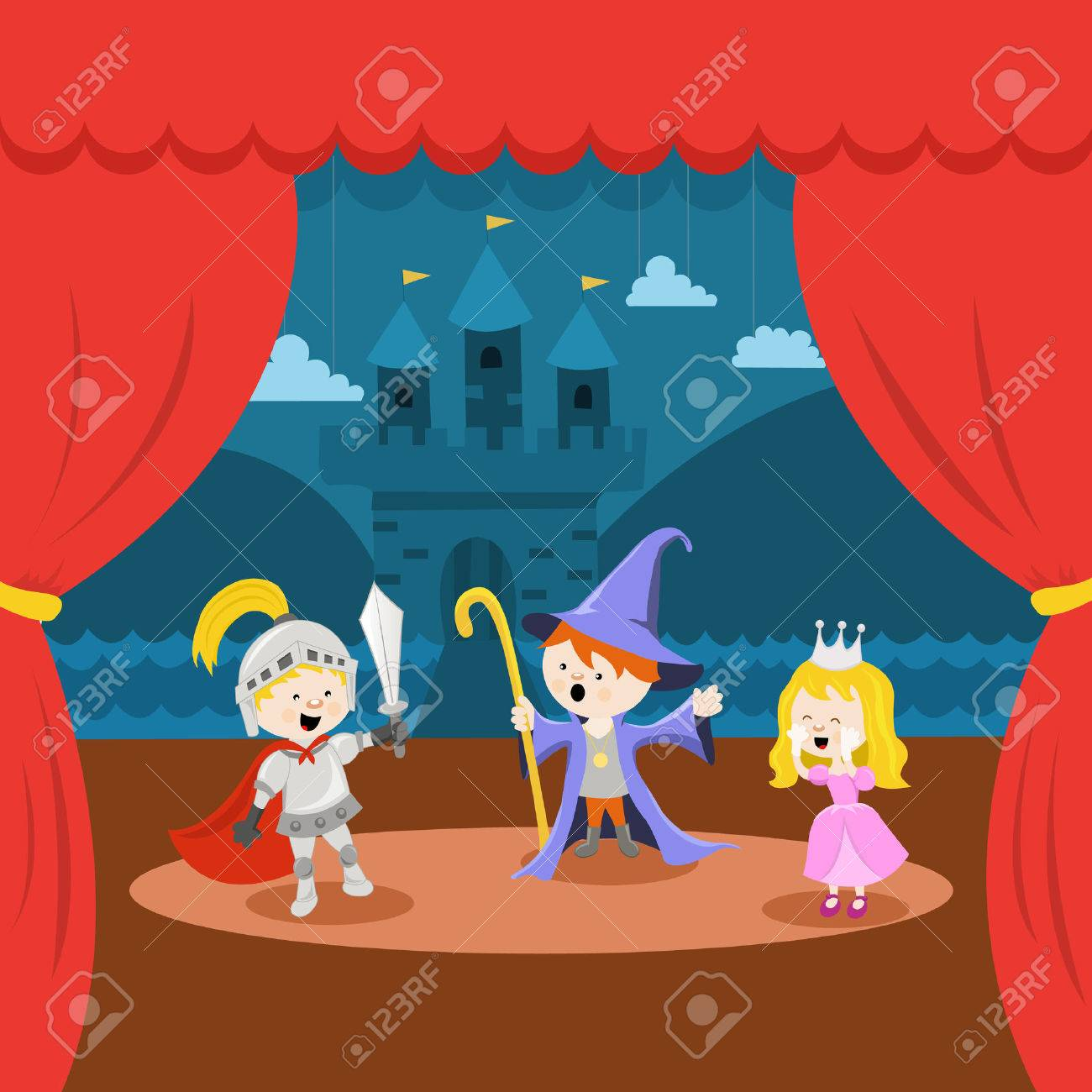 Little Kids' Theater Performance - 68739810