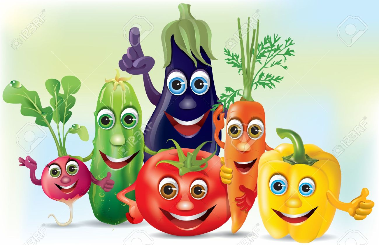 Vegetable Contains Cartoon company vegetables illustration contains transparent cartoon company vegetables illustration contains transparent object stock vector 16063650 workwithnaturefo