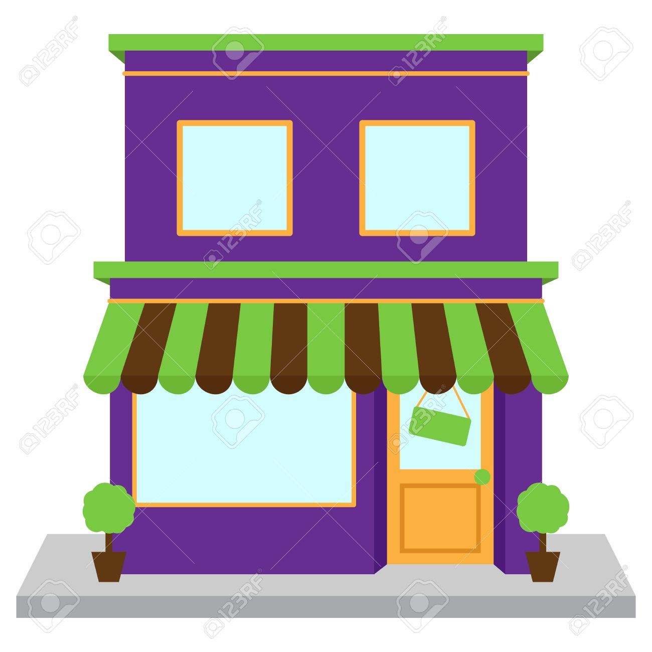 17,255 Sweet Shop Stock Vector Illustration And Royalty Free Sweet ...