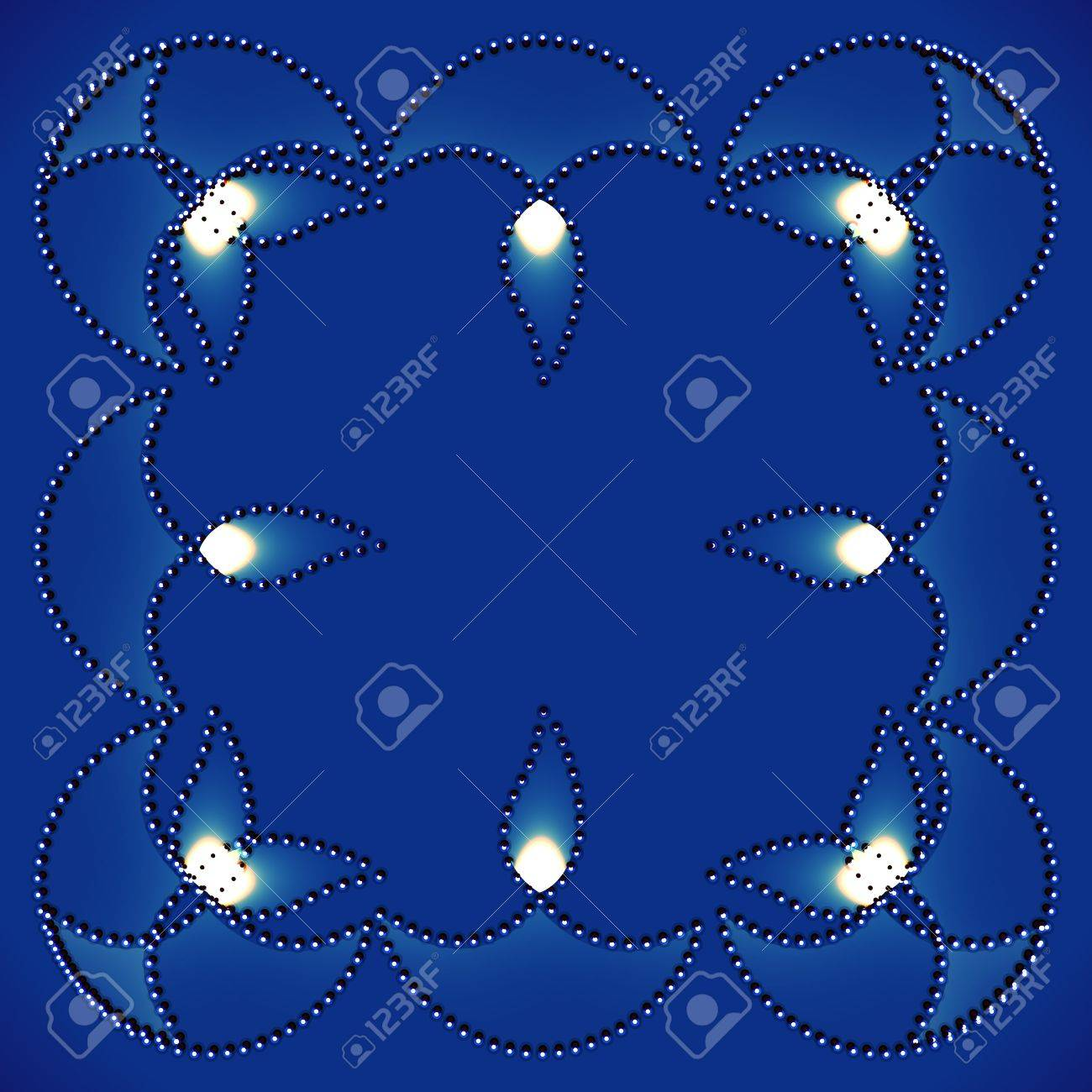 beautiful vector diwali background design Stock Vector - 16131329