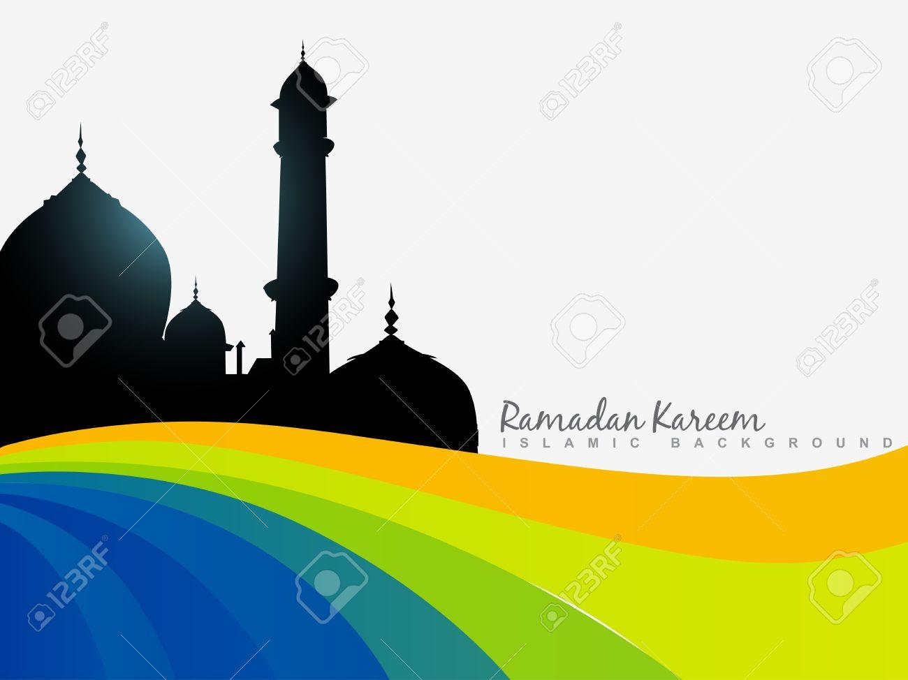 vector islamic ramazam kareem background Stock Vector - 20530924