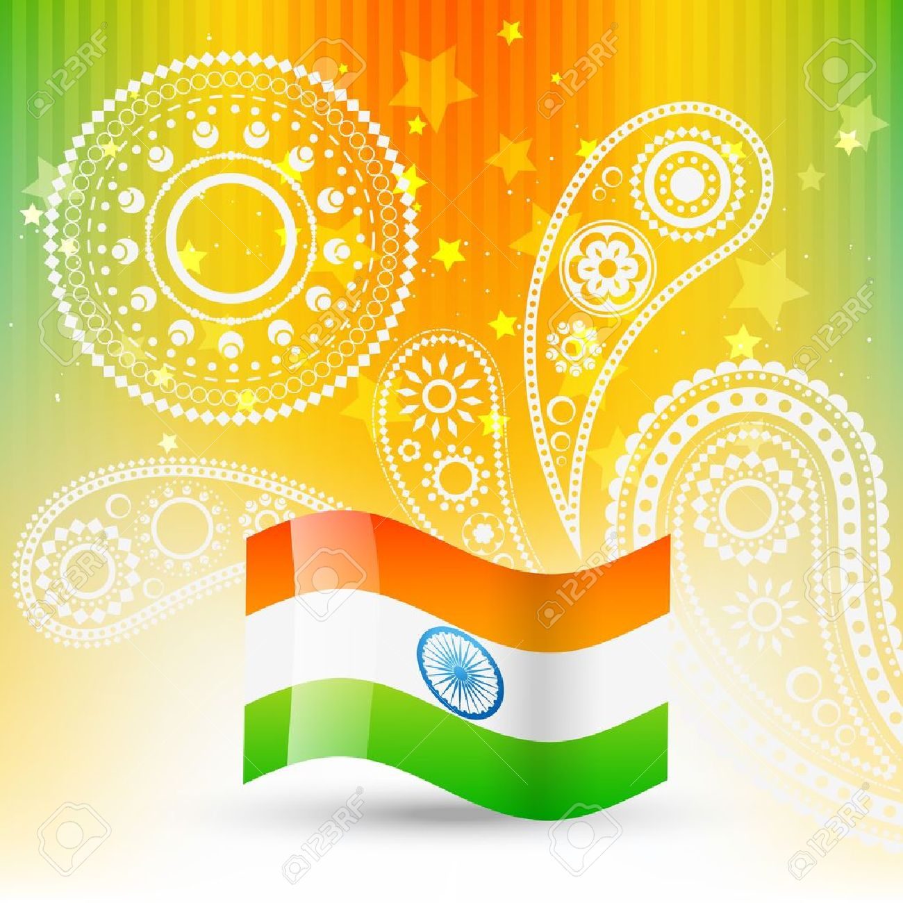 Stylish Indian Flag Wallpapers Indian Flag Stylish Flag of