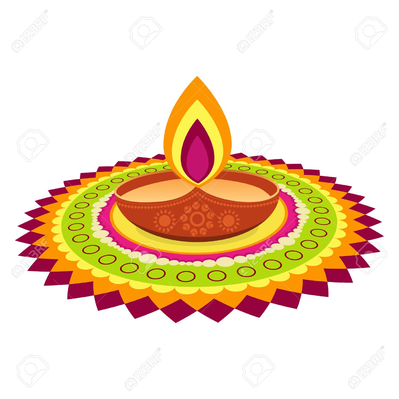 30   Cool Diwali Lamps for Diwali Lamp Designs  557ylc