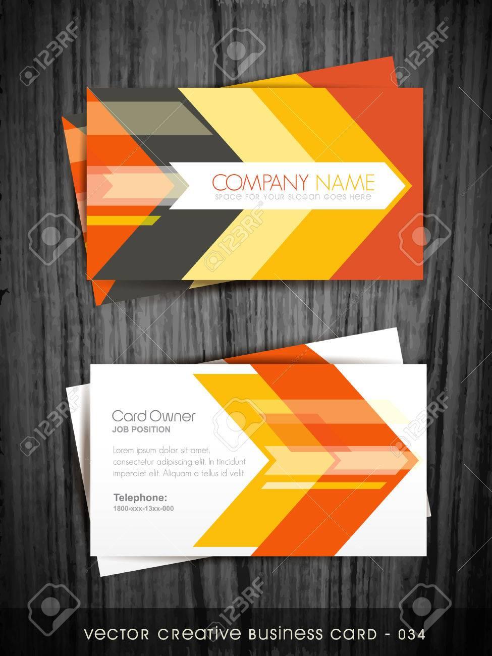 Arrow style business card vector design royalty free cliparts arrow style business card vector design stock vector 27376638 reheart Images