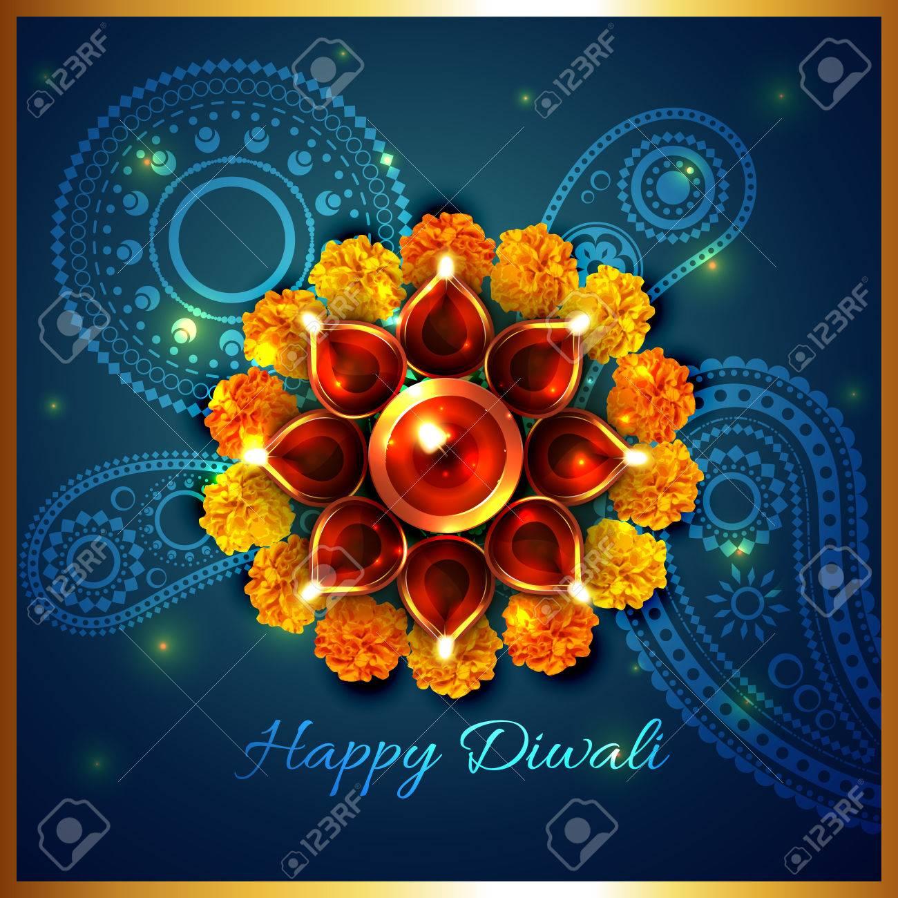 Vector artistic background of diwali royalty free cliparts vectors vector vector artistic background of diwali m4hsunfo