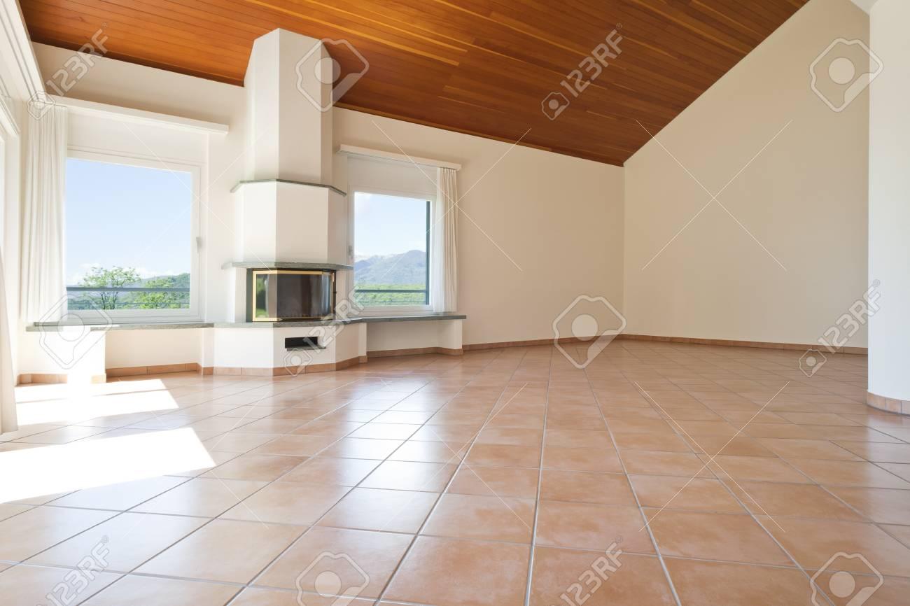 interior of modern house Stock Photo - 17035668