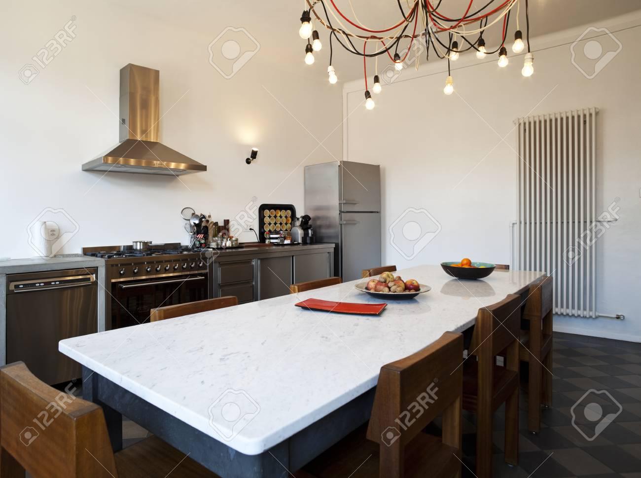 Appartement Vintage cuisine aménagée,