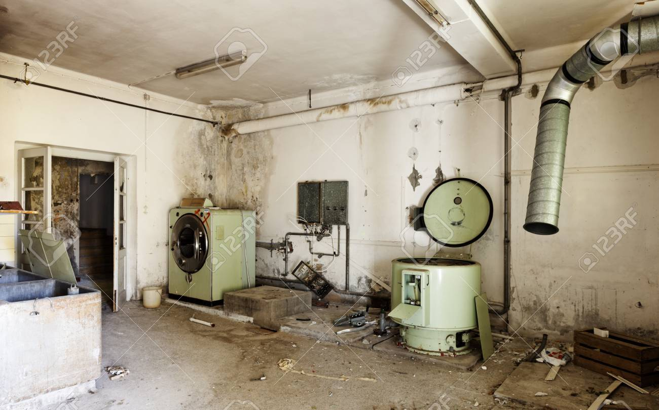 abandoned building, 