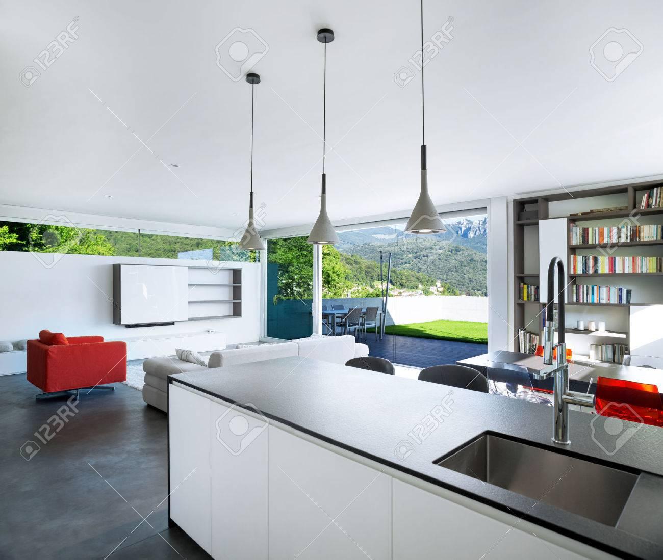 Diseño De Interiores, Apartamento Moderno, Cocina Fotos, Retratos ...