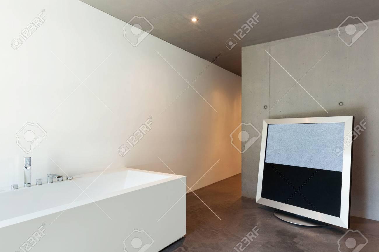 Salle De Bain Marbre Beige Et Bois ~ design moderne int rieur de maison salle de bains avec la