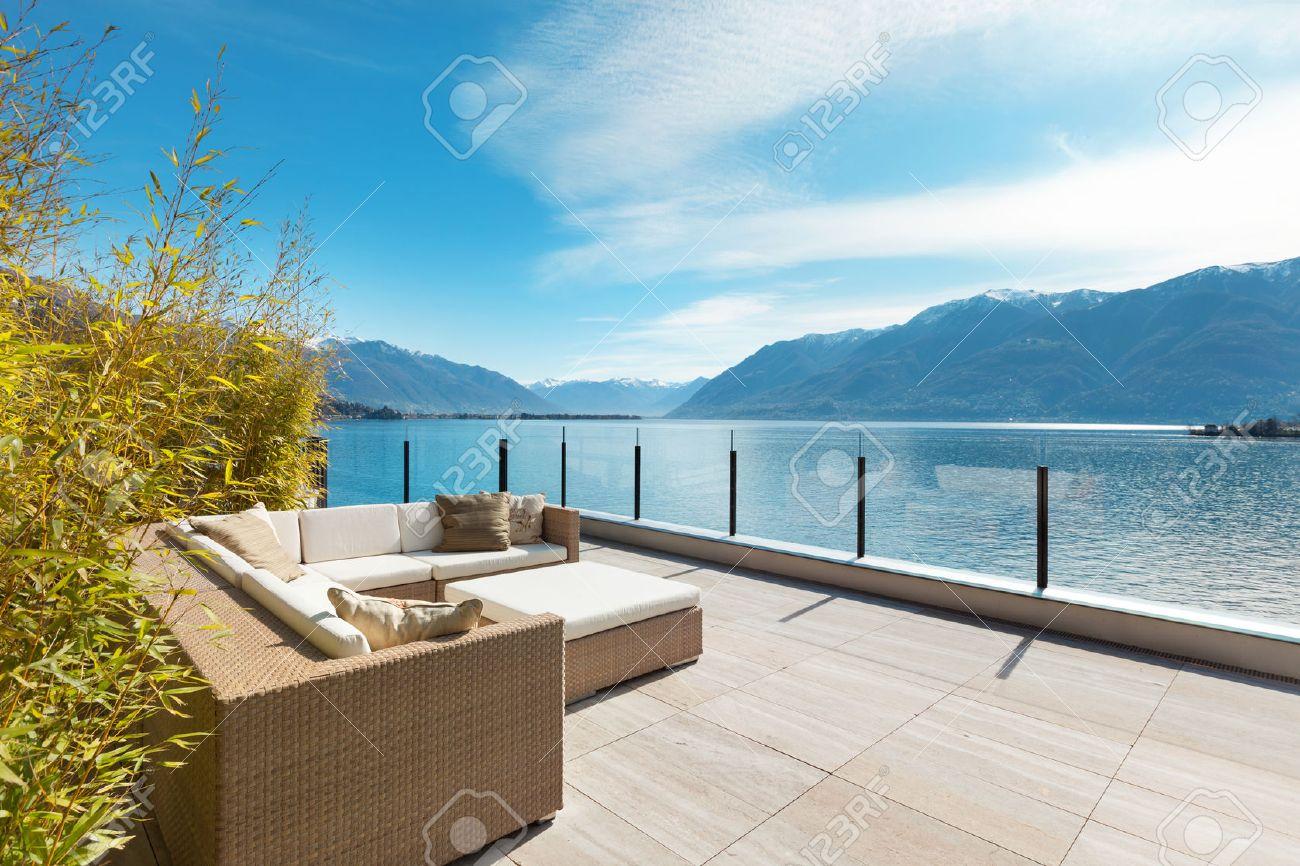 Stunning Arredare Terrazzo Di Un Attico Photos - Idee Arredamento ...